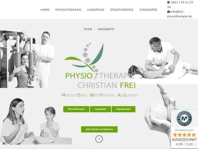 Physiotherapie Christian Frei
