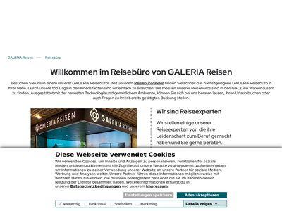 Galeria Reisen Wilhelmshaven