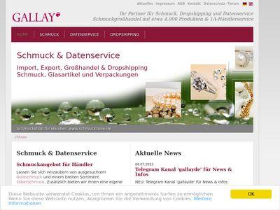 GALLAY Schmuck und Services