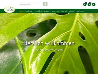 Gartencenter Schlösser GbR