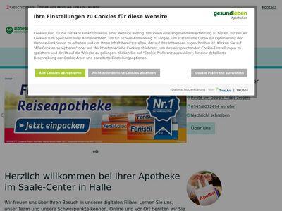 Apotheke im Saale-Center Annegret Höfer
