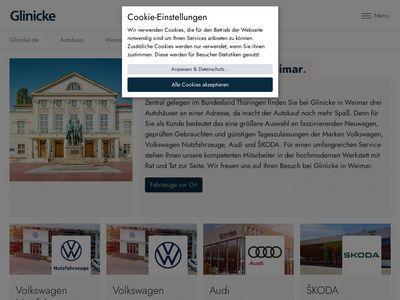 Glinicke Dienstleistungs GmbH Weimar