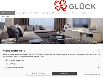 Glück Raumausstattung GmbH & Co. KG