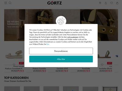 Görtz Schuhe (ehemals Roland)