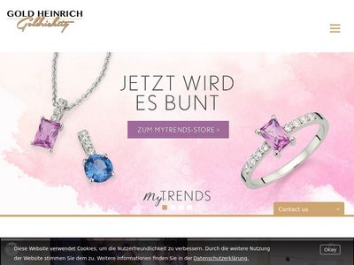 Gold Heinrich Neu-Ulm