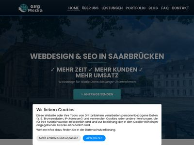 GRG Media - Webdesign & SEO Agentur