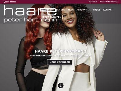 Haare Peter Hartmann GmbH