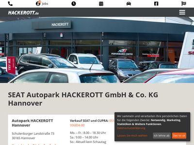 Autopark Hackerott