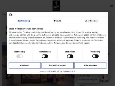 Hahn Bestattungen GmbH & Co. KG