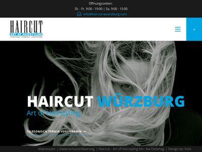 Friseur Haircut