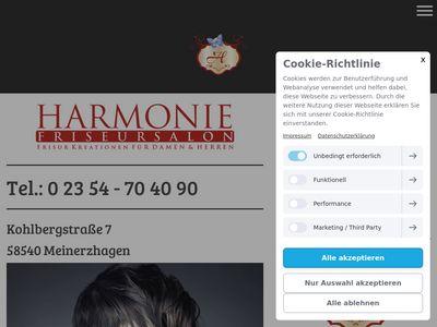 Harmonie Friseursalon