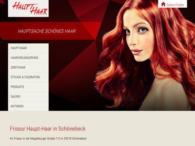 Haupt-Haar