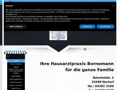 Dirk Bornemann Facharzt für Allgemeinmedizin