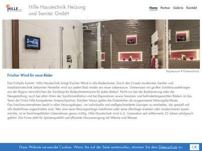 Hille GmbH Haustechnik Heizung Sanitär