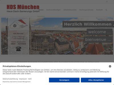 HDS München Haus-Dach-Sanierungs GmbH
