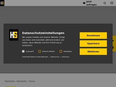 Heinrich Schmid GmbH & Co. KG Hanau