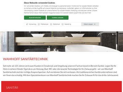 Wamhoff Sanitärtechnik GmbH & Co. KG