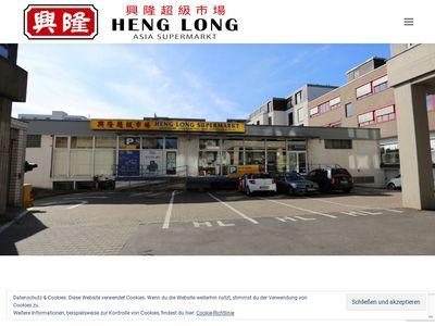Heng Long Asia Supermarkt Köln