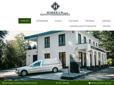 Hibbeln Bestattungen GmbH