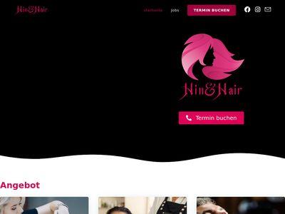 Friseursalon Hin + Hair Inh. Anja Lehnert