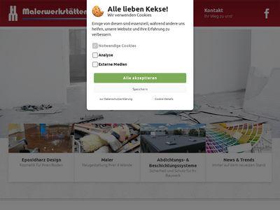 H & M Malerwerkstätten GmbH