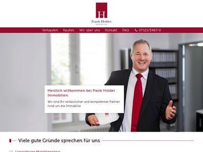 Frank Holder Immobilien