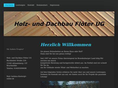 Holz AS Klaus Jaensch
