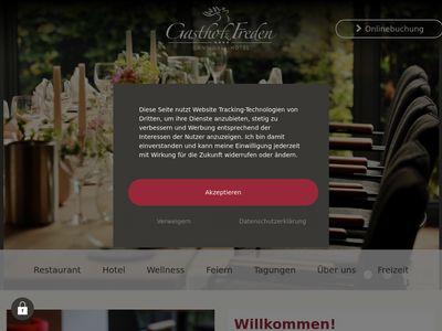 Landidyll Hotel Gasthaus zum Freden