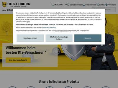 Holger Lehmkuhl - HUK-COBURG Versicherung