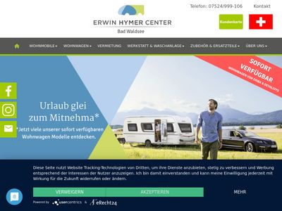 Erwin Hymer Center Bad Waldsee GmbH