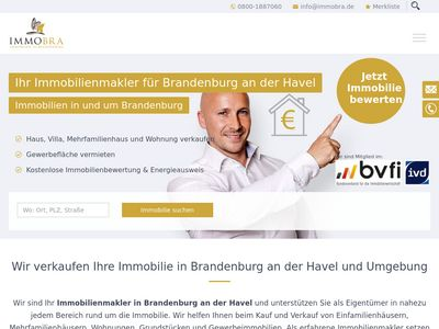 IMMOBRA – Immobilien in Brandenburg