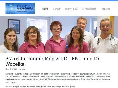 Esser Detlef Dr. Facharzt für Innere Medizin