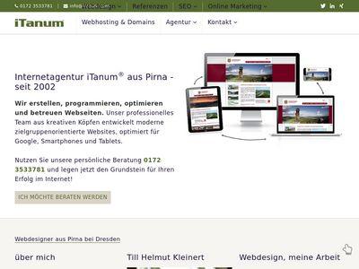 ITanum® Internetagentur
