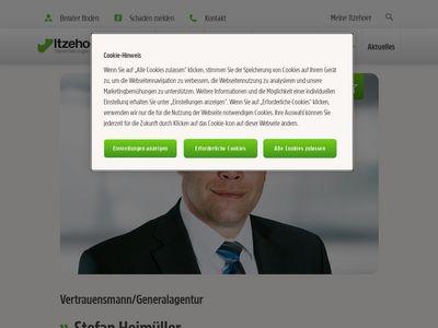 Itzehoer Versicherungen: Stefan Heimüller