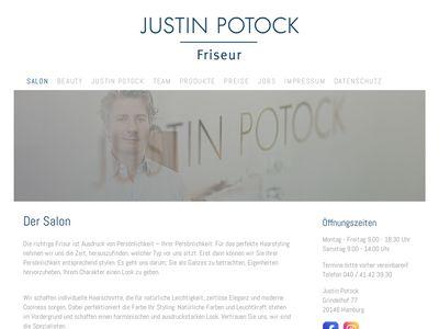 Justin Potock