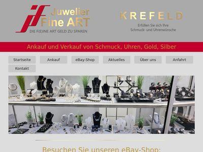 Juwelier Fine ART Krefeld