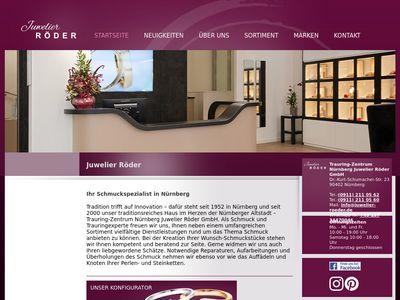 Juwelier Röder am Trödelmarkt GmbH