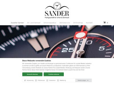 Juwelier & Uhrenservice Sander