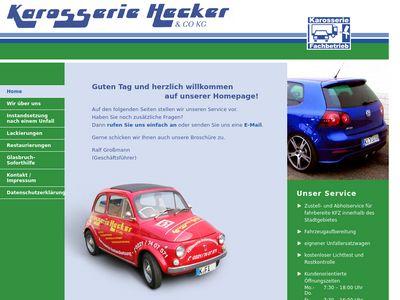 Hecker & Co. KG