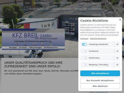 KFZ - BREIL GmbH Hirrlingen