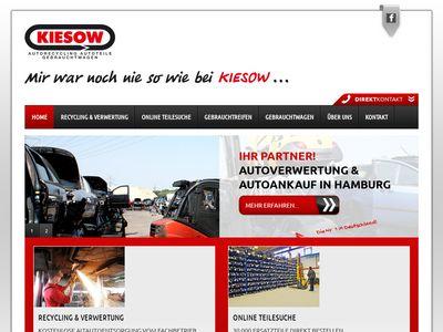 KIESOW Autorecycling + Autoteile GmbH