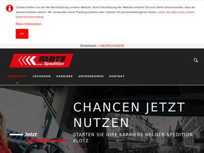 Klotz GmbH Spedition