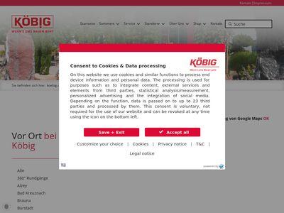 J. N. Köbig GmbH Ndl. Wiesbaden