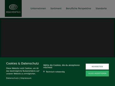 Bäckerei Krachenfels