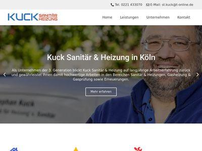 Sanitär-Heizung Kuck Inh. Stephan Kuck