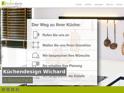 Silke Wichard Küchen-Design Wichard