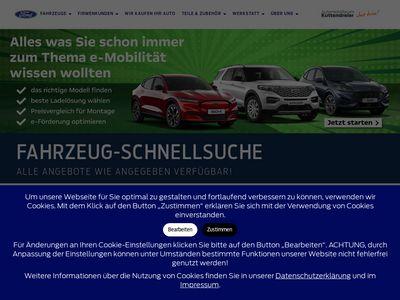 Ford Automobilforum Kuttendreier