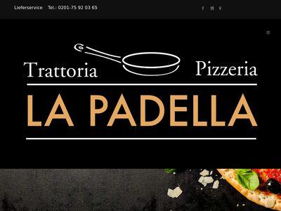 Trattoria/ Pizzeria La Padella