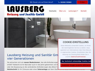 Lausberg Heizung und Sanitär