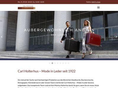 Carl Holterhus